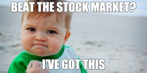 Beat the Stock Market? I've Got This