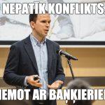 Skaļi pret banku nejēdzībām, jeb – INDEXO uzsāk darbu